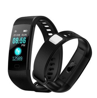 Relógio Fitness Da Pulseira Inteligente Mede Pressão Arteria