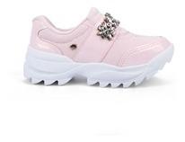 Tenis Inf Feminino Pink Cats Mandang Rosa V1032-0002 (v1032-