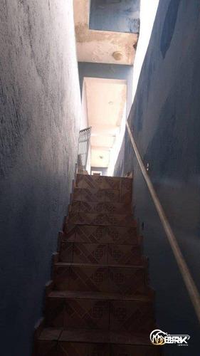 Sobrado Com 4 Dormitórios À Venda Por R$ 450.000,00 - Vila Talarico - São Paulo/sp - So0629
