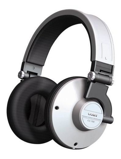 Super Audifonos Coby Cv790 Pro Monitor Stereo Hp 20s