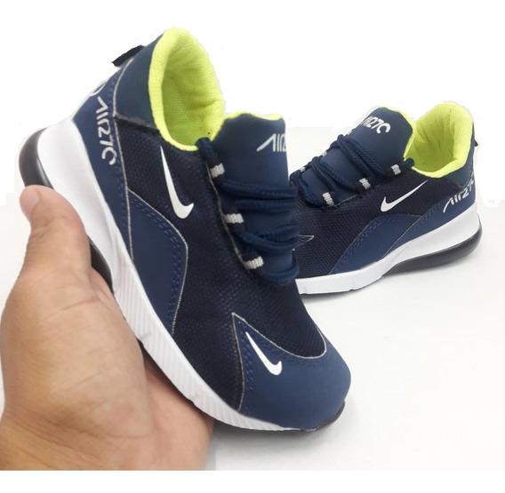 Zapatos Nike Air Max .!! Para Niños, Moda Colombiana!!