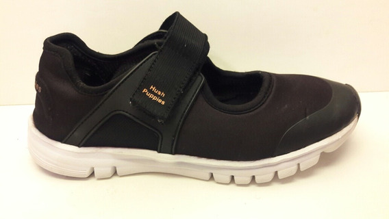 Zapatillas Hush Puppies Negras - Talle 35
