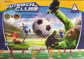 Jogo Futebol Club Com 2 Seleções - Brasil X Alemanha - Gulli