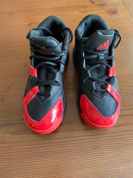 adidas Zapatillas Para Basquet Como Nuevas