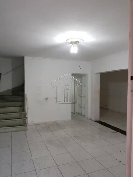 Sobrado Para Locação No Bairro Jardim Do Mar, 210m² - 10537agosto2020