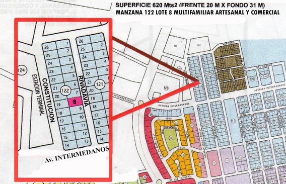 Lote Multifamiliar Comercial Complejo Duplex + Local Pinamar