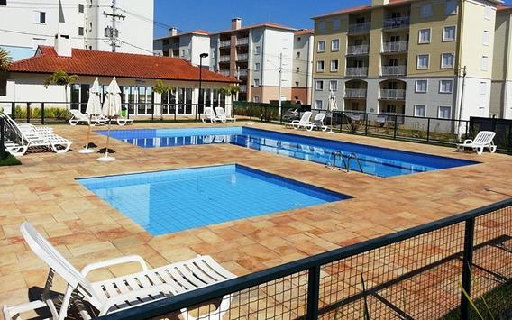 Excelente Apartamento No Condomínio Residencial Avalon Em Hortolândia. - Ap00427 - 32895980