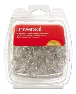 Clavijas De Empuje Transparentes Universales 31304 De 3/8 Pu