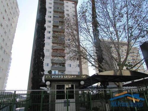 Imagem 1 de 14 de Apartamento Amplo No Centro De Osasco Com 2 Vagas De Garagem! - 1365