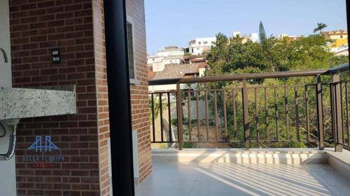 Apartamento Com 2 Dormitórios À Venda, 76 M² Por R$ 680.000,00 - Carvoeira - Florianópolis/sc - Ap3233
