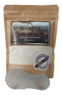 Zeolita Standard 250g Potencializada - Regulador Intestinal