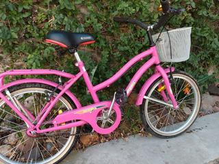 Bicicleta Hendel Nena Rodado 20
