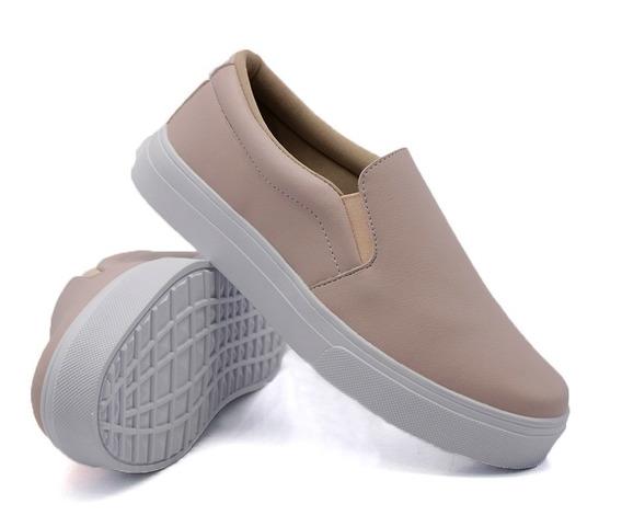 Tenizinho De Elástico Dk Shoes Modelo Liso Sola 3,3cm