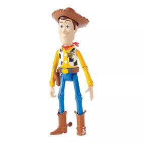 Boneco Toy Story Woody Articulado 23 Cm Mattel