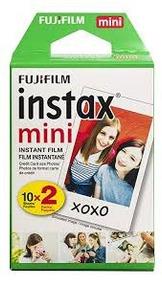 Fjifilm Instax Mini Original 20unidades- Iso 800
