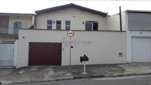 Casa À Venda Em Jardim Bom Sucesso - Ca272078