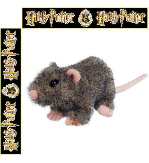 Harry Potter Rato Perebas Scabbers Universal Studios