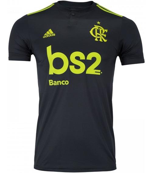 Nova Camisa Do Flamengo Uniforme 3 Cinza 19/20 Oficial