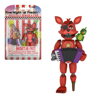 Funko Five Nights At Freddys Pizza Simulator Rockstar Foxy