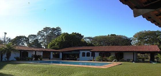Chácara Com 6 Dormitórios À Venda, 59792 M² Por R$ 1.500.000 - Residencial Santa Mônica - Araras/sp - Ch0391