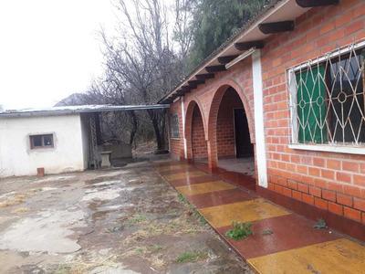 Casa Quinta De Ocasion Con Plantacion De Vid