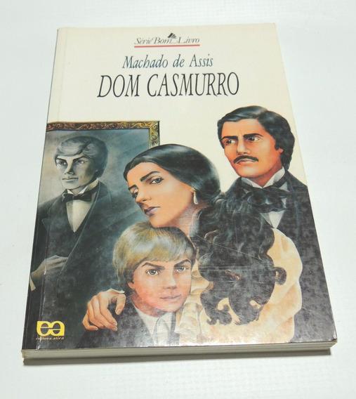 Dom Casmurro Machado De Assis Editora Àtica