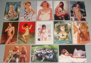 Erotismo - Lote Com 75 Cartões Postais