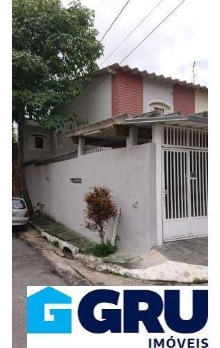 Imagem 1 de 2 de Sobrado Localizado No Gopoúva - Sob820