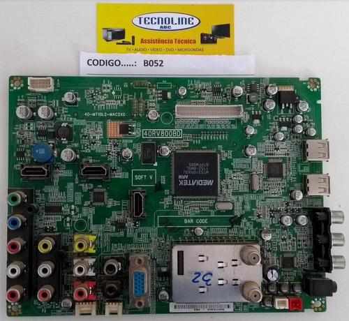 Principal Tv Philco Ph32m4 40-mt10l2-mac2xg Cód. B052