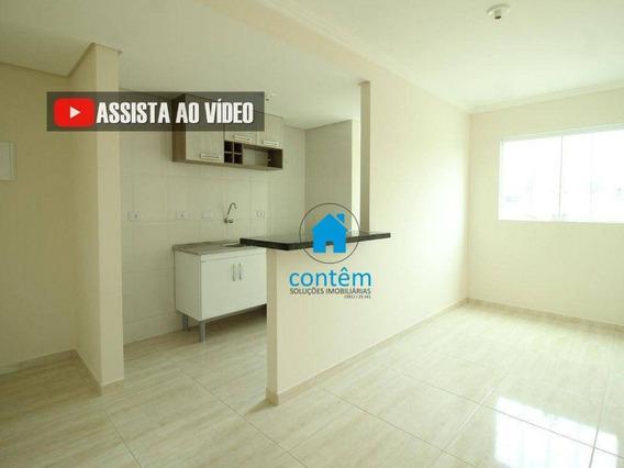 Ap1702 - Apartamento Com 1 Dormitório Para Alugar, 35 M² Por R$ 1.500/mês - Km 18 - Osasco/sp - Ap1702