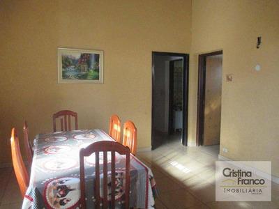 Casa Residencial À Venda, Jardim Do Estádio, Itu - Ca1311. - Ca1311