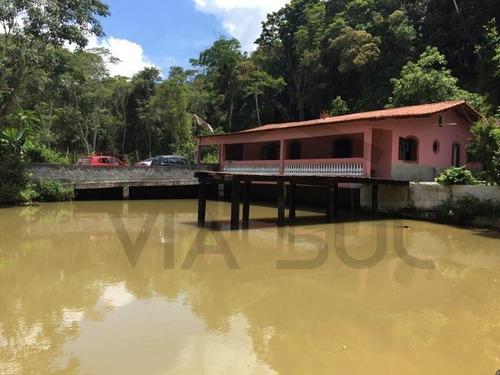 Imagem 1 de 15 de Chácara À Venda Em Juquitiba! - 229 - 34446836