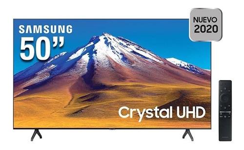 Televisor Samsung 50 Uhd 4k,smart Tv,bluetooth,año 2020
