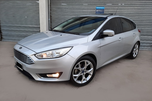 Ford Focus Iii Se Plus Excelente Estado - Unico Dueño