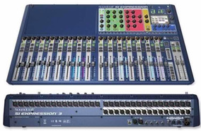 Mesa De Som Digital Si Impact 3 Marca Soundcraft
