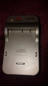 Carregador De Bateria Camera Mox Mo-trg Olympus Li-70b