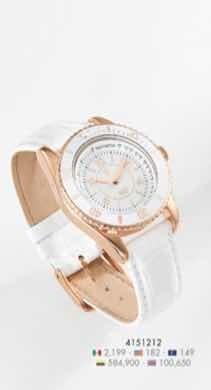 Reloj De Dama Marca Nice. Maquina Suiza. Piel. Envío Gratis