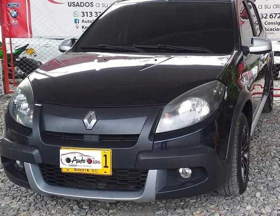 Renault Sandero Stepway F.e 1.6