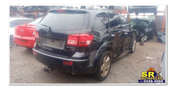 Sucata Dodge Journey R/t 2.7 V6 185cv Aut 2010