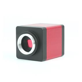 Câmera Microscópio Digital Hdmi Vga Ligar Tv + Lente 130x