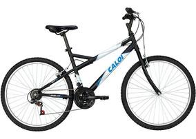Bicicleta Caloi Montana 21 Marchas Aro 26