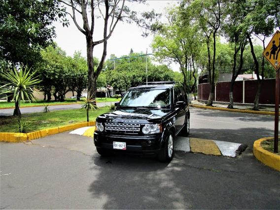 Land Rover Lr4 Hse 2012 Con Solo 49 Mil Km Único Dueño