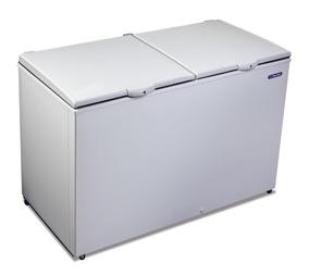 Freezer Refrigerador Horizontal Metalfrio 419 Litros Da420