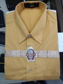 Camisa Manga Curta Com Bolso Num.4 Ou G G