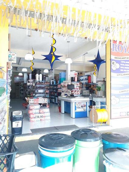 Loja De Embalagens, Produtos De Limpeza E Utilidades