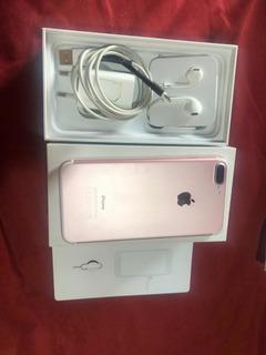 iPhone 7plus 256 Rose Gold