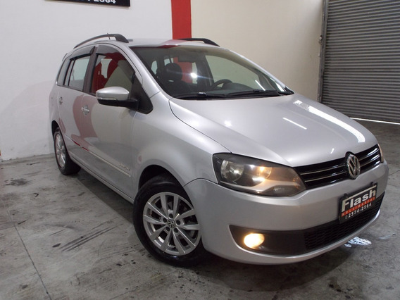 Vw Spacefox 2013 1.6 8v Sportline Completo + Rodas Flex Top