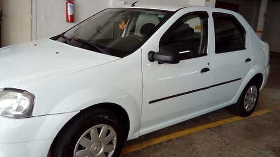 Renault Logan Authentique Hi-flex 1.0 16v 4p 1.0 16v Authent