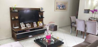 Casa Com 3 Dormitórios À Venda, 169 M² Por R$ 680.000 - Horto Florestal - São Paulo/sp - Ca0496
