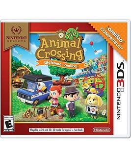 Nintendo Selecciona: Animal Crossing: New Leaf Bienvenido